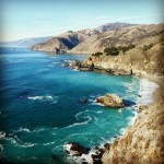 More breathtaking views of the coastline #ocean #blue #California