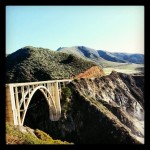 Bixby bridge  #California #roadtrip