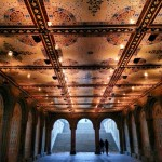 Underpass at central park #NewYork  #centralpark #art