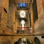 Grand corridors and tunnels at grand central #NewYork
