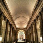 Even the building is a work of #art at the #met #newyork #museum